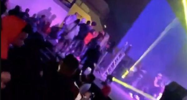 Lil Baby Concert Shut Down After Getting Shot Up [VIDEO]