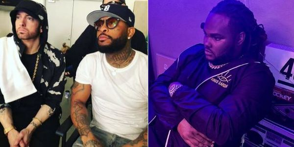 Tee Grizzley Updates His Relationship With Eminem & Royce Da 5'9""