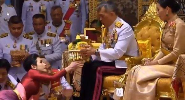 Thailand's King Rama X Is Coronavirus Quarantining In German Hotel With 20 Women