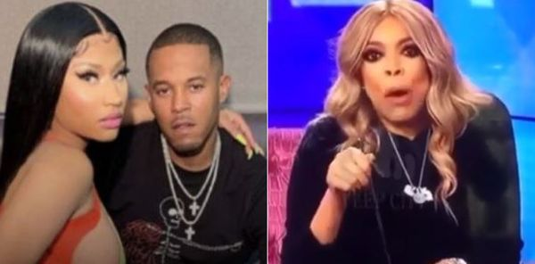 Wendy Williams Goes Nuts On Nicki Minaj's Sex-Offender Killer Husband