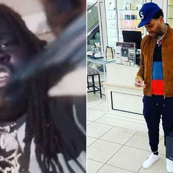 Young Chop Has Aggressive Response To Kevin Gates's Bars About Him