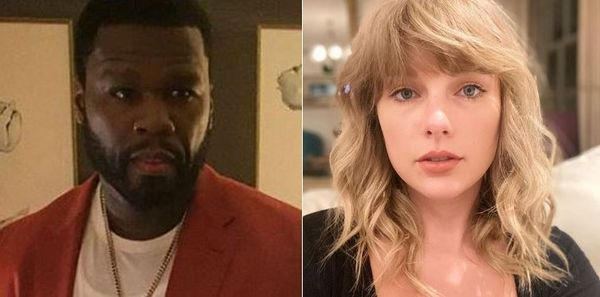 50 Cent Goes Off After Being Smashed Up With Taylor Swift