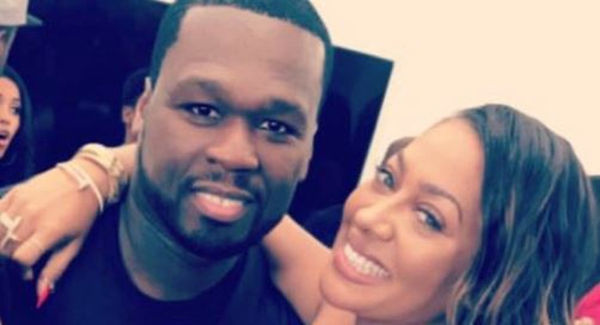50 Cent Is Ensnared In New La La Anthony Thirst Trap