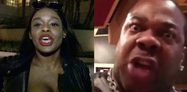 Azealia Banks Threatens To Expose Busta Rhymes