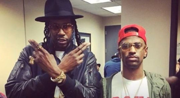 Big Sean Was Not Happy When 2 Chainz Claimed The Best Verse on 'Mercy'