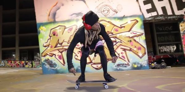 Check Lil Wayne's Skateboarding Skills In 'Piano Trap & Not Me' Video