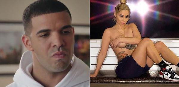 Drake Instagram Bodies Sophia Body To Settle Grudge