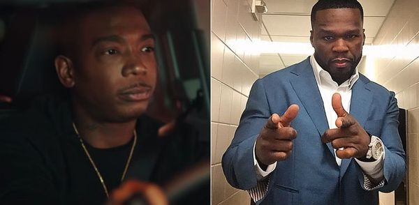 Ja Rule Says He's 50 Cent's Daddy