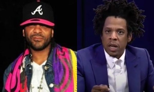 Jim Jones talks About Jay-Z's Struggle to go Platinum