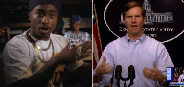 Kentucky Governor Apologizes For Questioning Tupac Shakur Unemployment Application