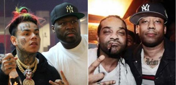 Maino Enters 50 Cent's Tekashi 6ix9ine Sparked Beef With Jim Jones