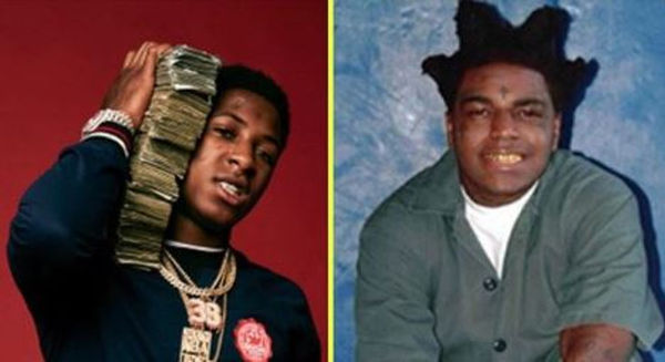 NBA YoungBoy Exposes Kodak Black Exposing Himself; Kodak Says There's More Nudity Coming