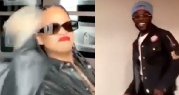 Rihanna Dances With Lil Uzi Vert On IG Live