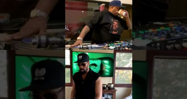 RZA & DJ Premier Battle On Instagram Live