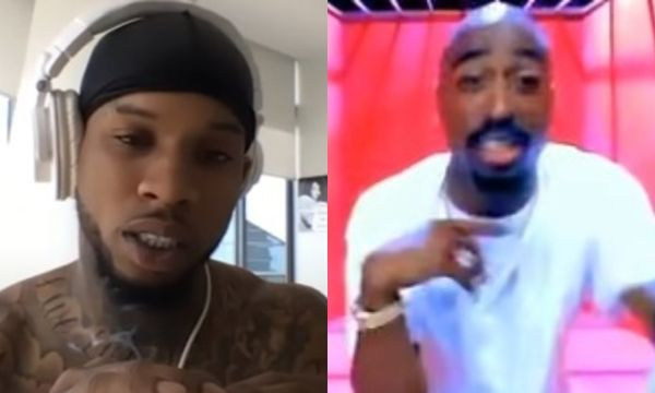 Tory Lanez Breaks Downs Why He and 2Pac are Similar