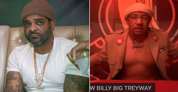 50 Cent Bait: Tr3yway Figure Snow Billy Says Jim Jones Is Confidential Federal Informant