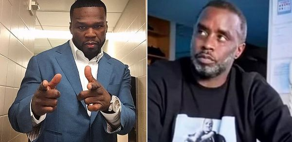 50 Cent Says Diddy Is In Debt to The Black Mafia Family; Needs To Pay