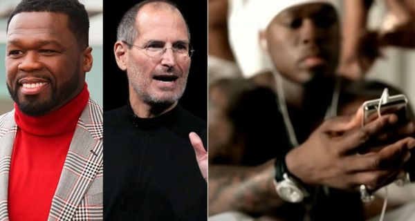 50 Cent Says Steve Jobs Paid Him Big For First Ever Ipod Music Video Placement
