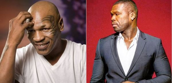 50 Cent Threatens Beatdown After Mike Tyson Mural