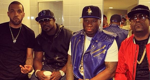 50 Cent Trashes Tony Yayo And Lloyd Banks in New Book