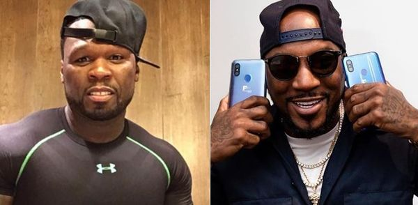 50 Cent Warns Jeezy On His Black Mafia Family Debt; Says Diddy Has Already Paid