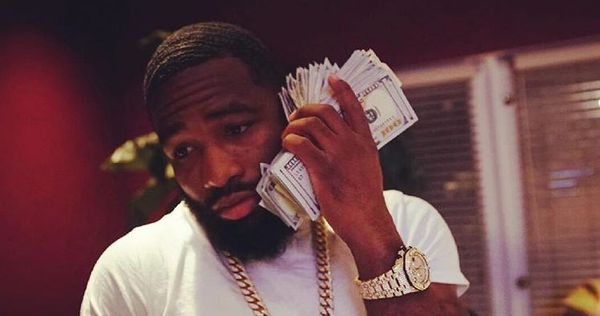 Adrien Broner Has Some Serious Rappers On Upcoming Album