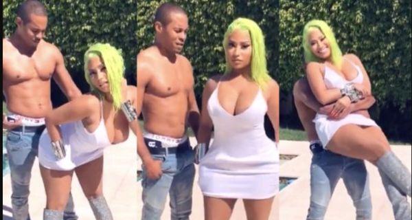 Are Nicki Minaj & Kenneth Petty Expecting A Baby?