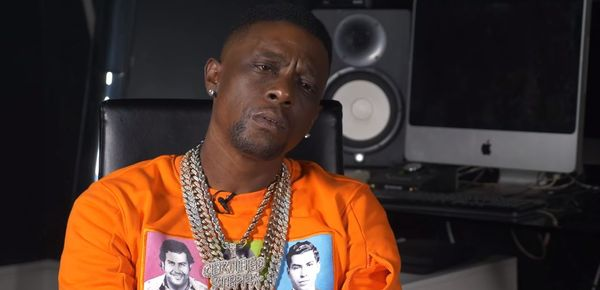 Boosie Badazz Brags About Hooking Up Oral Sex For Multiple 12 Year Olds