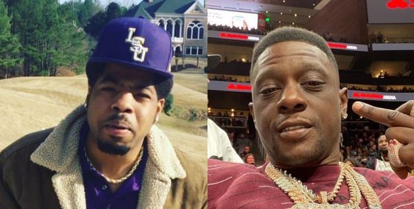 Boosie Badazz Gets Emotional In Ugly Exchange With Webbie