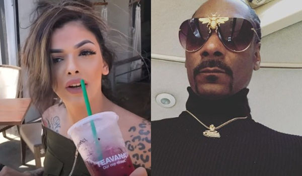 Snoop Dogg Apologizes To Wife For Slipping With Celina Powell