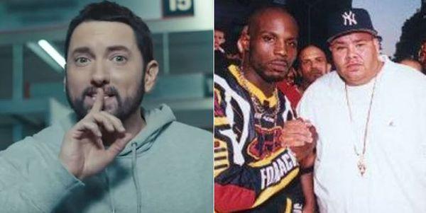 Fat Joe Explains Why DMX Has No Chance Against Eminem In Verzuz Battle