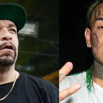 Ice-T Comes For Tekashi 6ix9ine