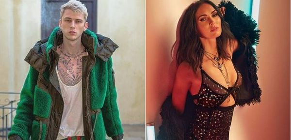 Machine Gun Kelly May Be Smashing Megan Fox