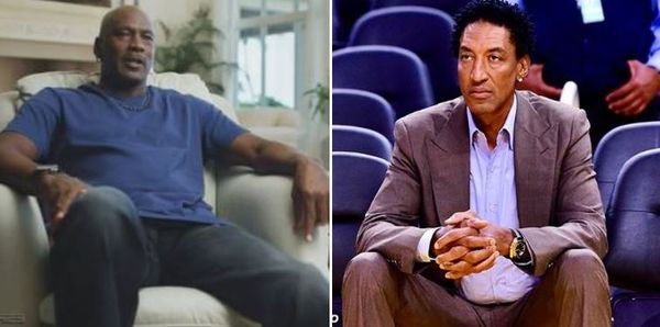 "Scottie Pippen Furious At Michael Jordan After ""Last Dance"""