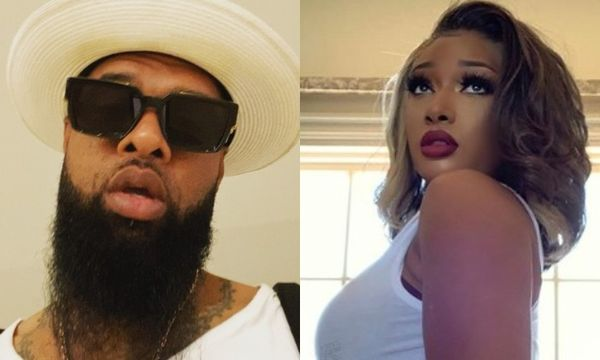Slim Thug Makes A Hard Play For Megan Thee Stallion