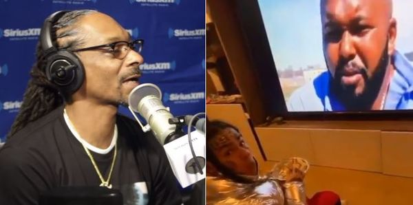 Snoop Dogg Responds After Tekashi 6ix9ine Says He's a Snitch & Posts Suge Knight Video