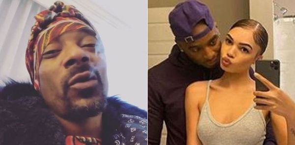 Snoop Dogg Trolls Hitman Holla's Cheating & Gets Checked By Celina Powell