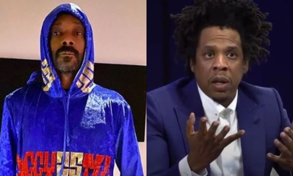 Sorry 50 Cent: Snoop Dogg Calls Out Jay-Z
