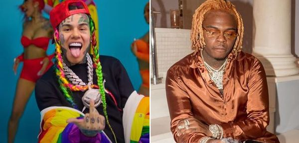 Teka$hi 6ix9ine Won't Let Up On Gunna For Snitching
