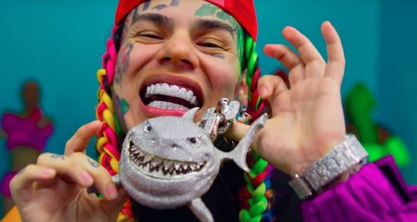 Tekashi 6ix9ine Explains How He will Next Break The Internet