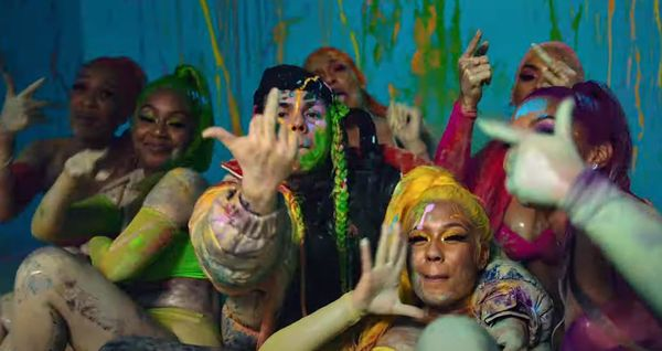 Snitch Celebration: Tekashi 6ix9ine Drops 'Gooba' Song And Video