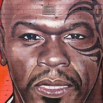 50 Cent's Australian Goons Beat Down Mural Artist Lushsux