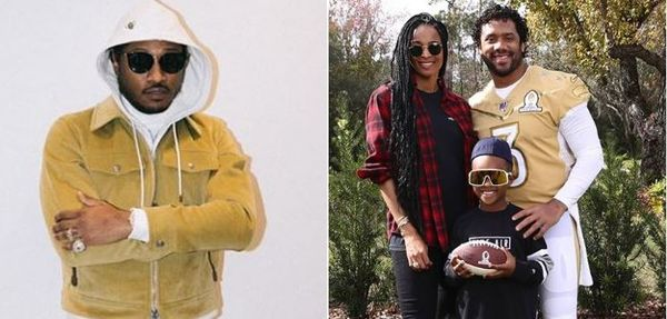 Twitter Reacts to Russell Wilson & Future Both Wishing Son Baby Future Happy Birthday