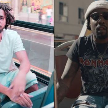 Wale Gets Salty After J. Cole Is Praised For Joining George Floyd Protest