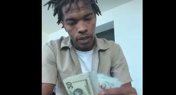 Watch Lil Baby Count Money Like An ATM