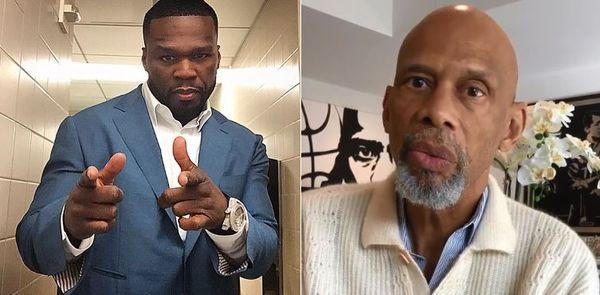 When 50 Cent Met Kareem Abdul Jabbar Things Went South