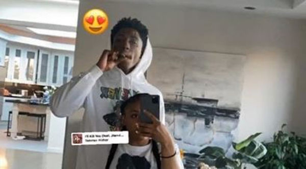 Yaya Mayweather Sends Musical Threat To NBA YoungBoy's Other Girls