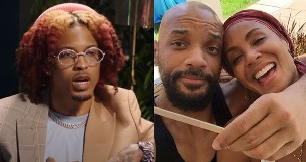 August Alsina Says Will Smith Let Him Have Sex With Jada Pinkett Smith