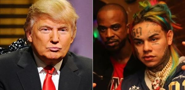 Controversial Trump Firing Could Free The Tr3yway's Tekashi 6ix9ine Put Away