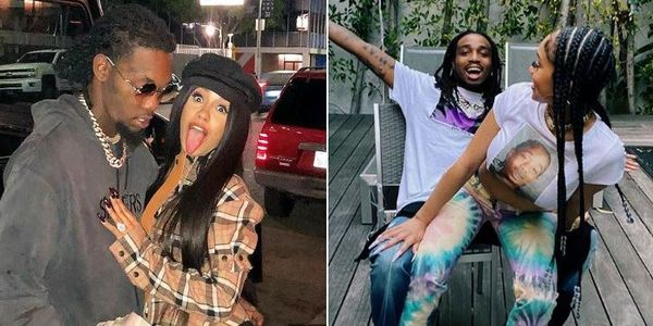 Did Quavo Drag Cardi B While Complimenting His Girl Saweetie?